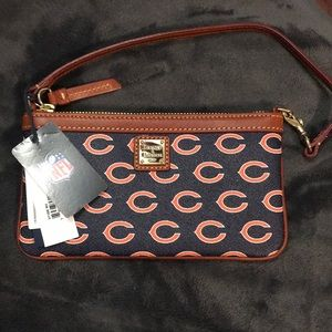 Dooney & Bourke Chicago Bears small purse
